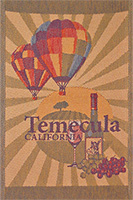 temecula tea towel